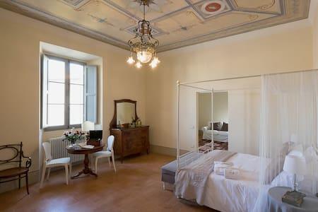 PalazzoMattei B&B - Camera Federico - Novafeltria