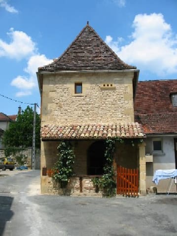 Restored 16th Century holiday home - Lanquais