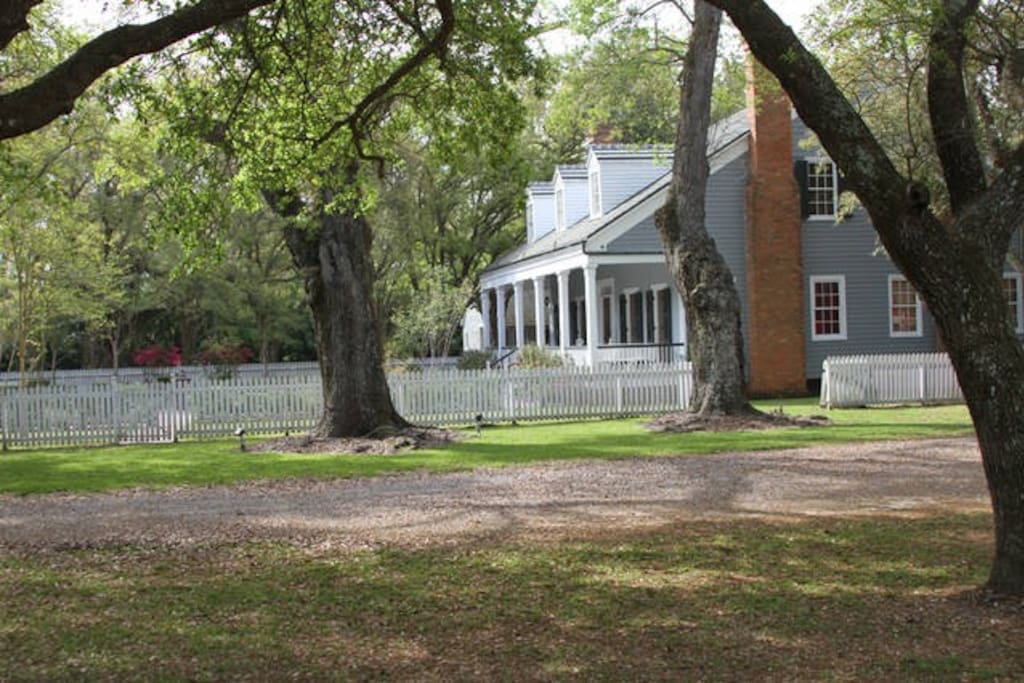 Historic Plantation Home Houses For Rent In Houma