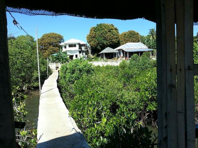 Bohol tapal ubay private house - Ubay - Haus