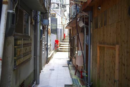 ノスタルジックな温泉街の真ん中に! - Oguni-machi