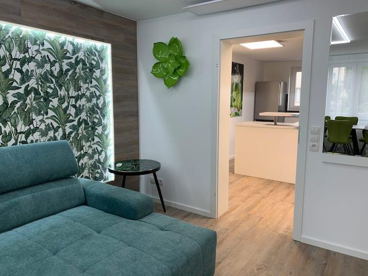 Edles, möbliertes Apartment im Stuttgarter Westen