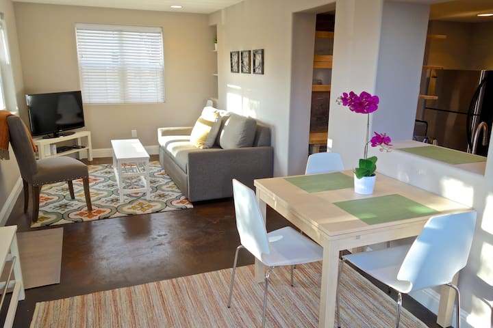 Elegant Comfort & Privacy Downtown - Salt Lake City - Apartamento