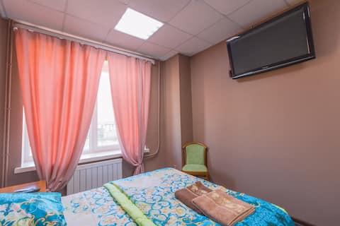 Квартира в  центре Читы за 500 рублей,  24 Часа!!