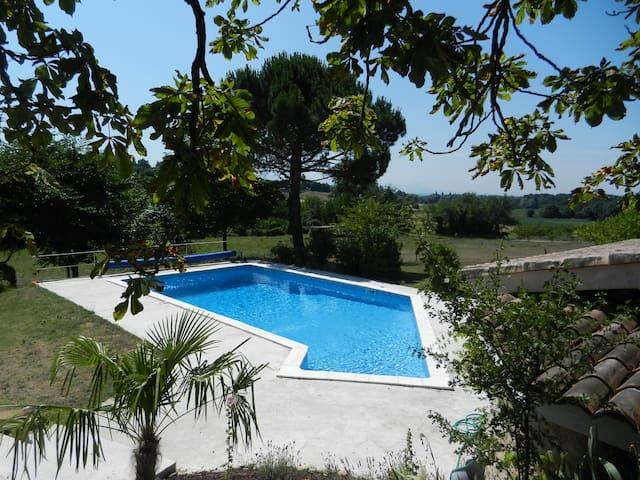 Belle maison de vacances - Peyrins - Dom