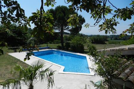 Belle maison de vacances - Peyrins - Talo