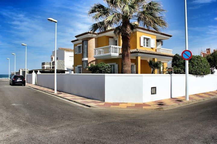 Вилла люкс в Cullera.(Valencia)