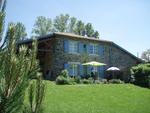 La maison du Janin - Belleroche - House
