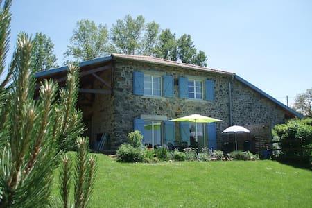 La maison du Janin - Belleroche - Ház