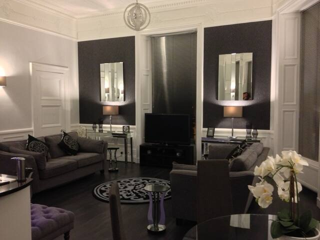 Luxury Central Riverside Apartment - Aberdeen - Wohnung