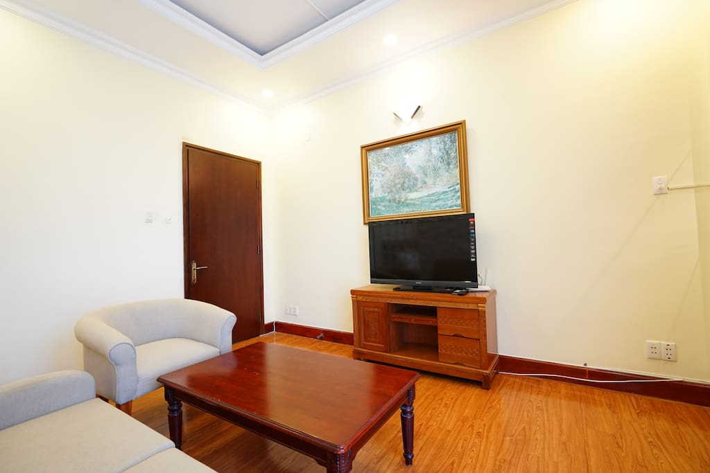 Amenities in Living room