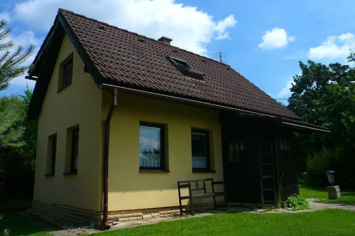 Family House in Bohemian Paradise - Troskovice - Hus