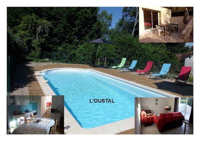 L'Oustal - Boulazac - บ้าน