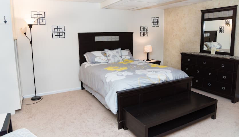 Awesome Suite - Business|Family|Close to Metro|DC