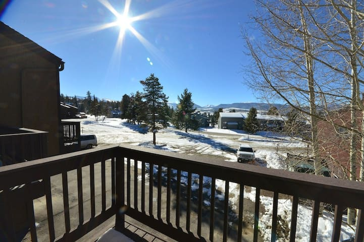 MeadowRidge Private Townhome; Fraser, Colorado
