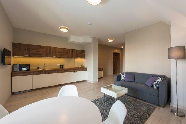 #14 Apartament Górski Eden - jedyny taki... - Czorsztyn - Apartamento