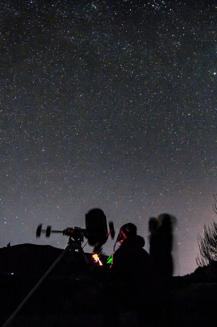 Telescope observation