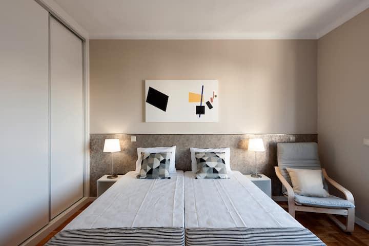 Ateneu Guesthouse | Private Room 5 - Porto Center