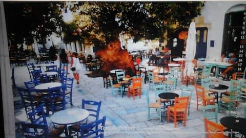 PYRGOS  TINOS  GRANNYS  PLACE