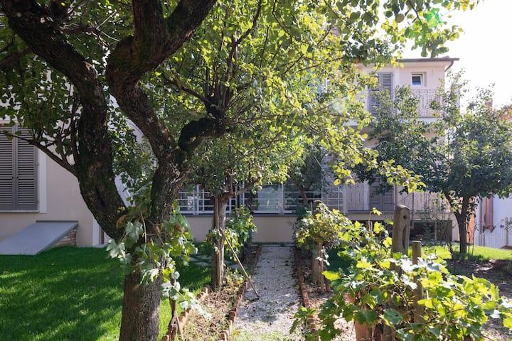 Design apartment in Tuscany