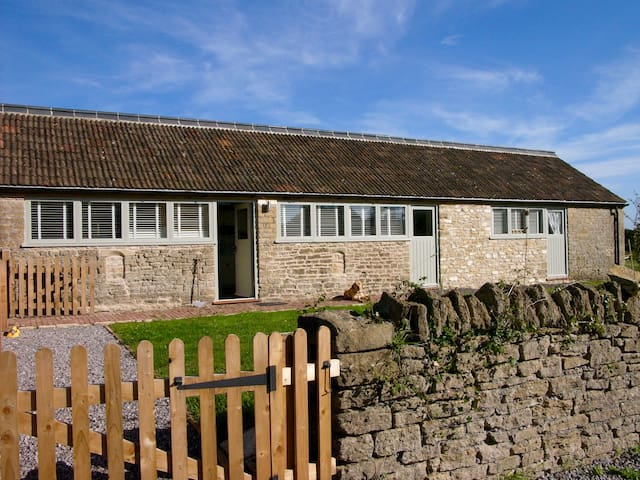 Court Farm Cottage 'Elsewhere' - Somerset - Hus