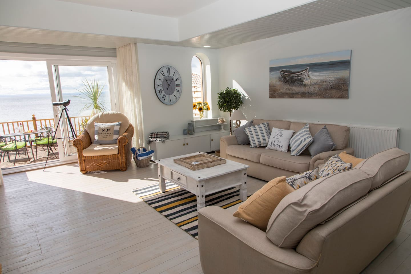 Periwinkle Beach House, Lower Largo Fife