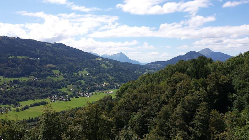 Chalet Célestine (New / Amazing views - 14 pers.) - Verchaix - Chalet