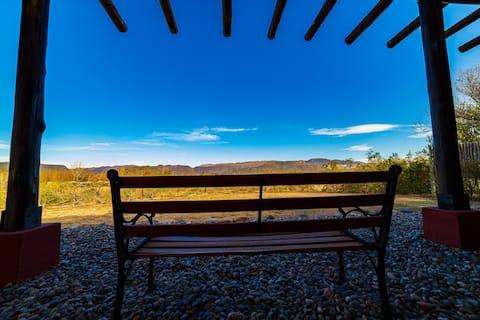 Cabaña en Valle Grande - Villa Sta Clara del Atuel