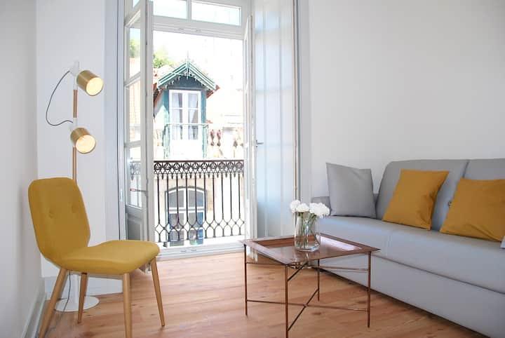 Baixa Sunny Apartment