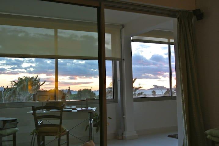 Appart vue  mer exceptionnelle ! - Marseille - Apartemen
