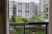 44 m²+balcony, Fantastic private apartment for you