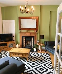 Beautiful, spacious house available near Edinburgh