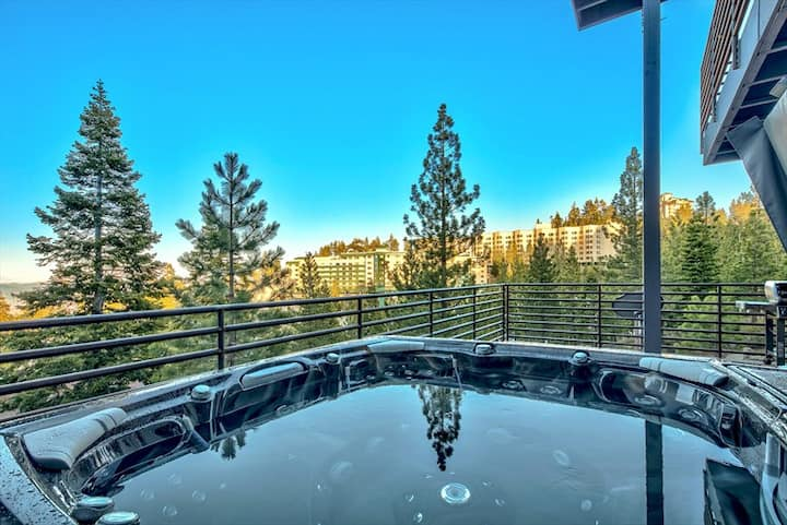 LUXE 11 BLUE DIAMOND VIP MEGA LODGE LAKE TAHOE