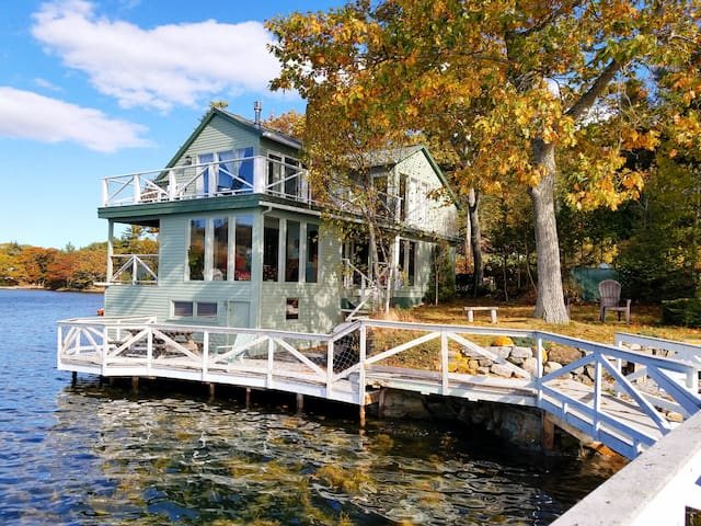 Seanook, over the water, 3 bedrooms, 2 baths, Wifi