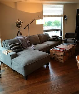 Top Luxury Apartment in the Heart of Minneapolis! - Minneapolis - Huoneisto