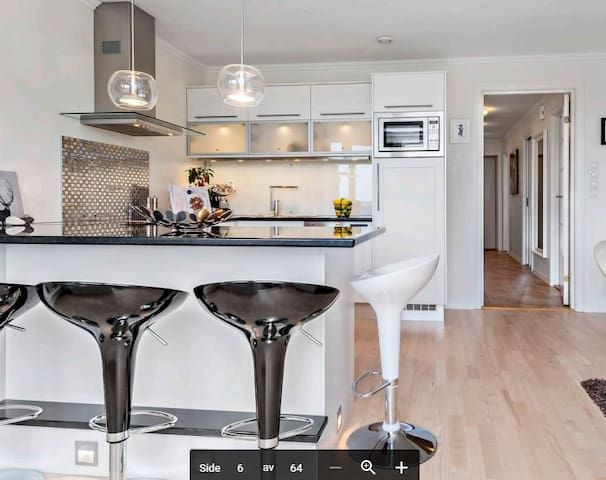 2-bedrom flat 11 minutes from city centre - Bergen - Daire