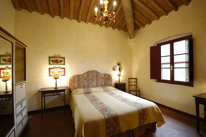 double room - Collesalvetti - Bed & Breakfast
