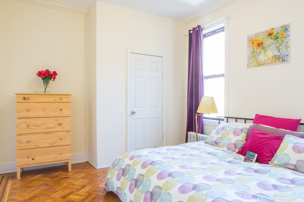 2 grandes chambres coucher priv appartements louer - Chambre a coucher new york ...