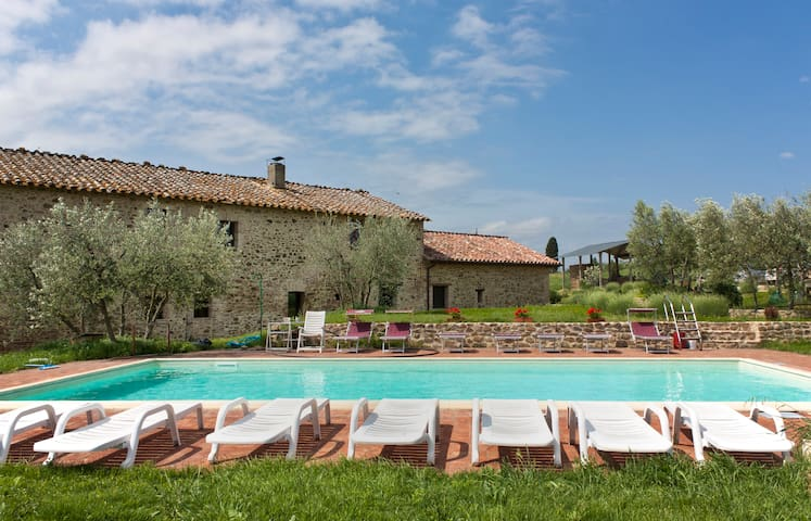 A Camping in Farmhouse B&B Perugia
