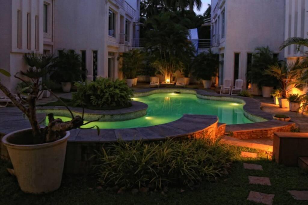 Private Pool Villas Candolim Goa