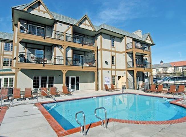 1bdm Condo-Solvang WorldMark Resort - Solvang - Apartment