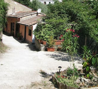 LA TUA CASETTA A S.TERESA CAPRAROLA - Viterbo - House