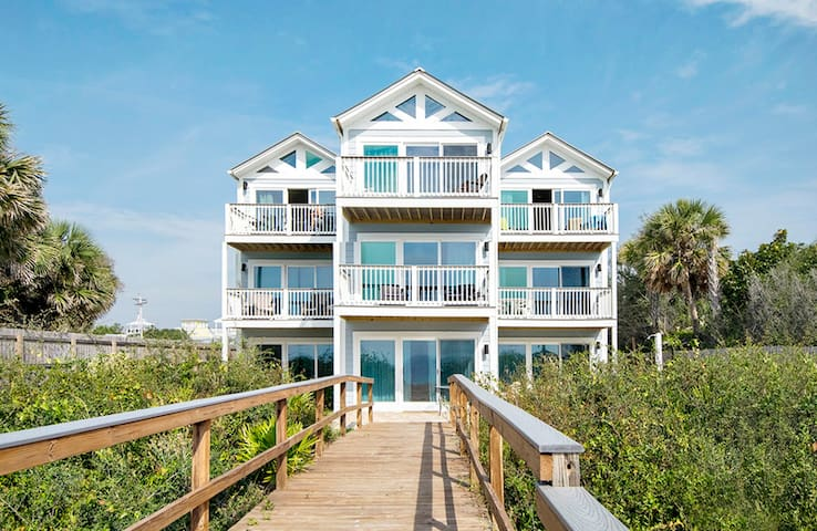 ☀Ramsgate 3 on 30A☀Snowbirds $1300/mo for Dec! Beach Front-Ground Floor-Seacrest