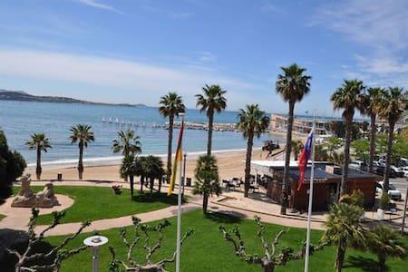 T2 de 45m2 à 50m plage/centre/port - Apartamento