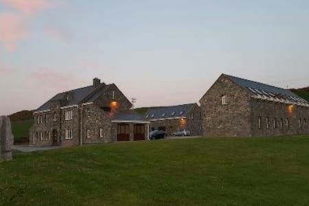 3 bedroom suite in centre of Doolin village.