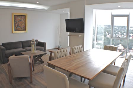 Beautiful apartment in Pedregal ,South Mexico City