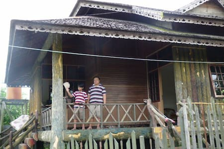 Private Villa in Nyaru Menteng