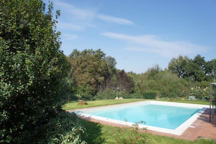 Elfo Maremma  Farmhouse  with pool