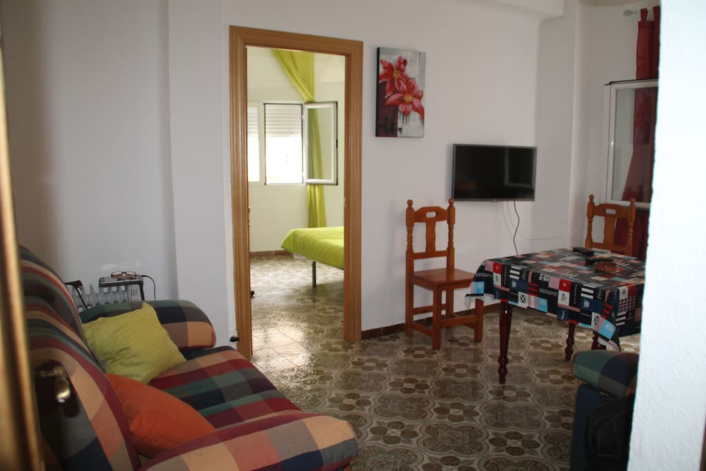 Piso En Zona Centro De Granada Apartments For Rent In