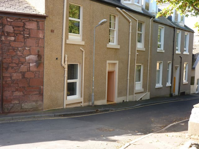 Cosy  flat on  Isle of Cumbrae - Millport - Pis